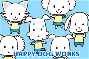 HAPPY DOG WORKS
