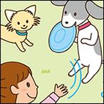 ジャンボまちがいさがし2018年「犬のイラスト」