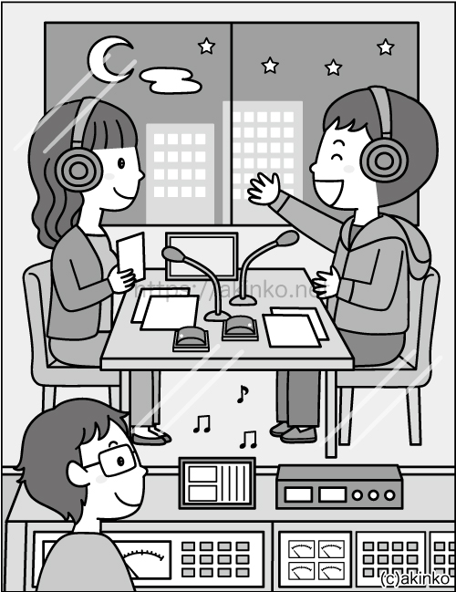 新健康脳活ドリル2020年_ラジオパーソナリティ