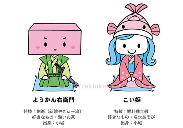 小城市キャラクター03