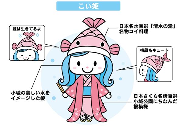 小城市キャラクター05